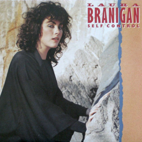 Laura Branigan ‎– Self Control -1984 Pop Rock, Synth-pop   (Vinyl)