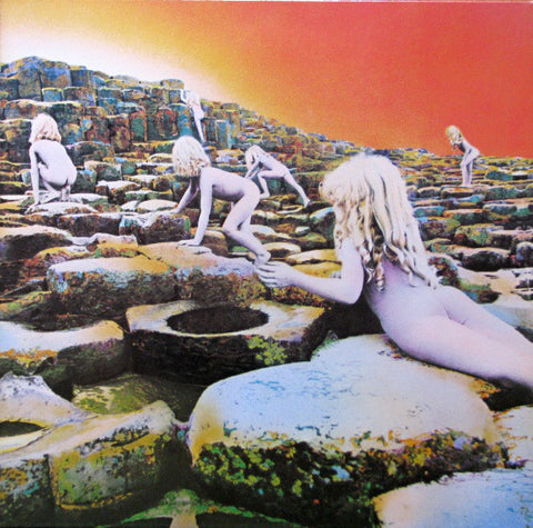 Led Zeppelin ‎– Houses Of The Holy - 1973-  Hard Rock, Classic Rock (vinyl) perfect !