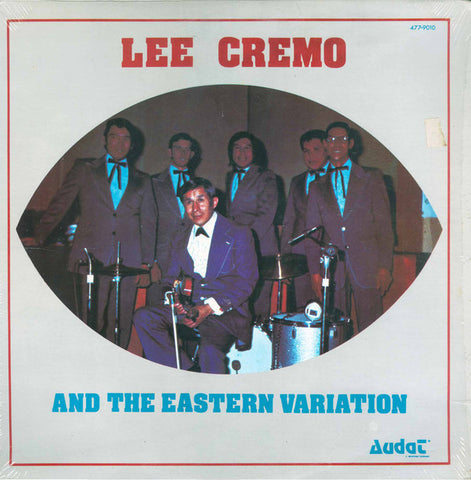 Lee Cremo And The Eastern Variation ‎– Lee Cremo And The Eastern Variation -1972- Maritime fiddle, Folk (rare vinyl)