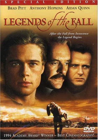 Legends of the Fall (Special Edition) Brad Pitt DVD