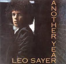 Leo Sayer ‎– Another Year -1975 soft rock (vinyl)