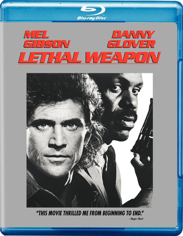 Lethal Weapon [Blu-ray] Mint Used