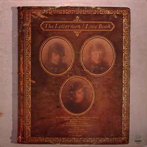 Lettermen, the ‎– Love Book -1971 Pop (vinyl)