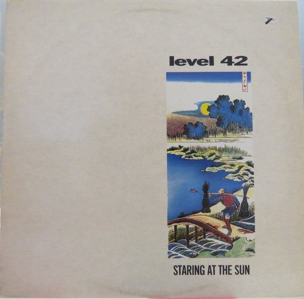 Level 42 ‎– Staring At The Sun - 1988-Funk / Soul, Synth-pop (Mint Vinyl)