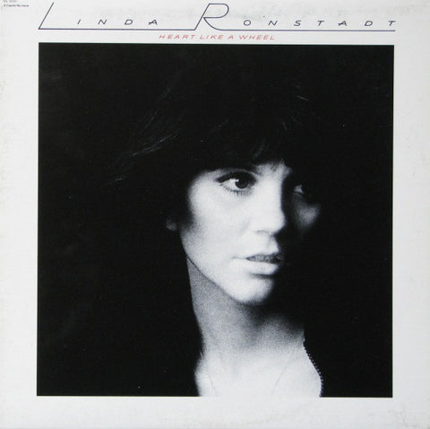Linda Ronstadt ‎– Heart Like A Wheel -1974  Country Rock, (Vinyl)