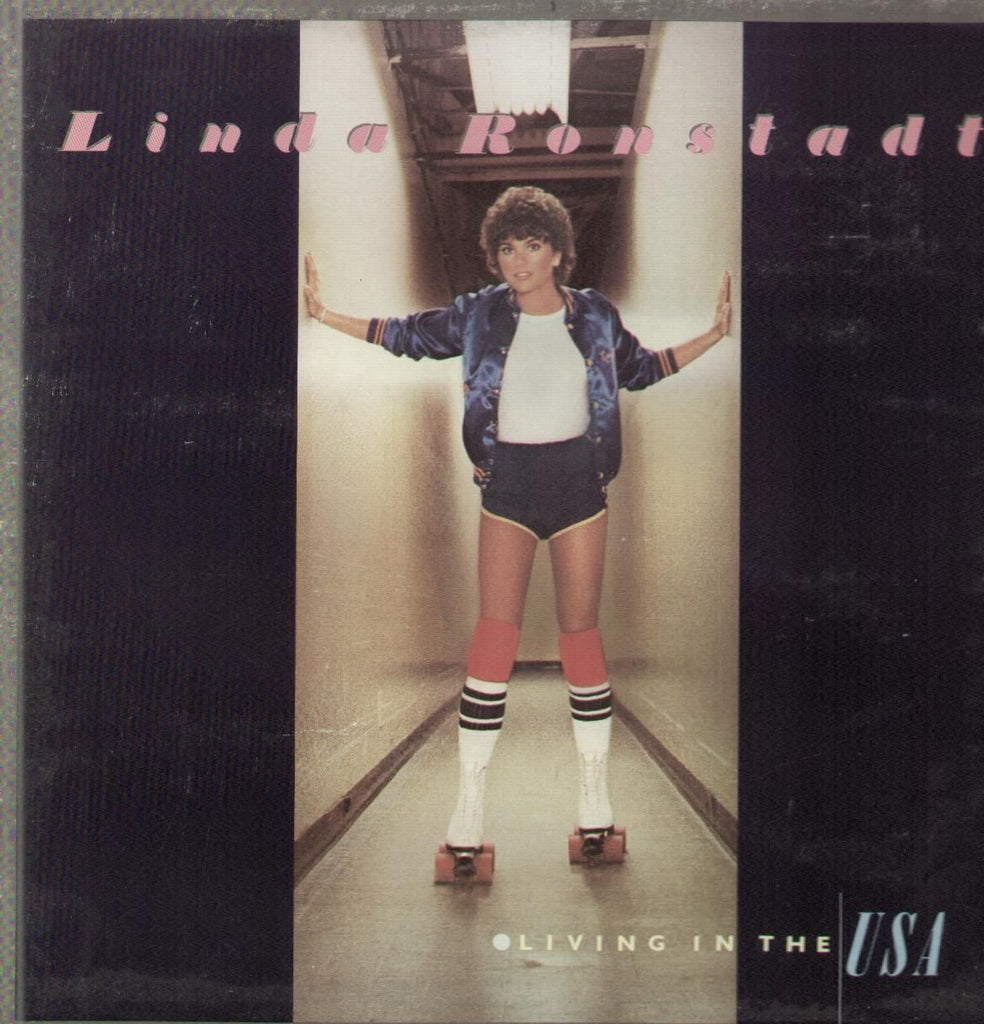 Linda Ronstadt - Living In The USA -1978- Country Rock ( Vinyl )