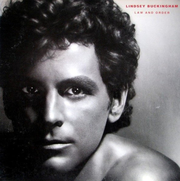 Lindsey Buckingham ‎– Law And Order -1981  Acoustic Rock (vinyl)