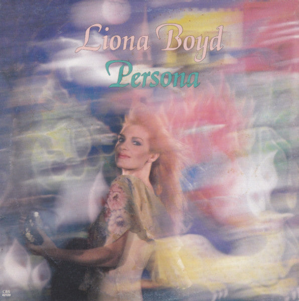 Liona Boyd ‎– Persona -1986 -  Acoustic, Classical (vinyl)