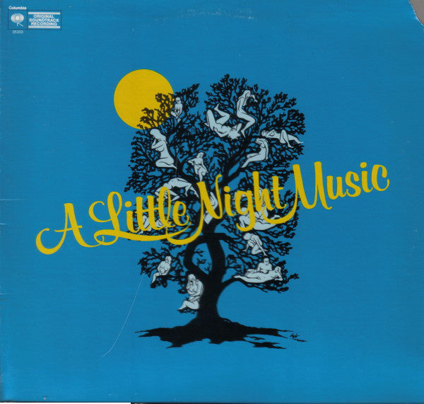 Little Night Music , A (Original Soundtrack Recording) 1973 Soundtrack ( vinyl )