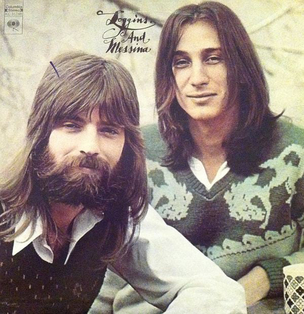 Loggins And Messina ‎– Loggins And Messina - 1972 Country Rock (Clearance Vinyl)
