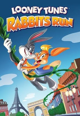 Looney Tunes: Rabbits Run [DVD] new