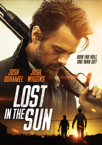 Lost In The Sun - 2015 DVD -  Josh Duhamel