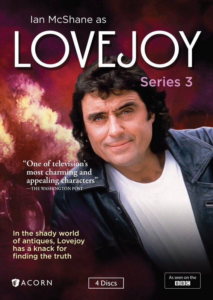 Lovejoy - Series 3 (DVD Set) New sealed
