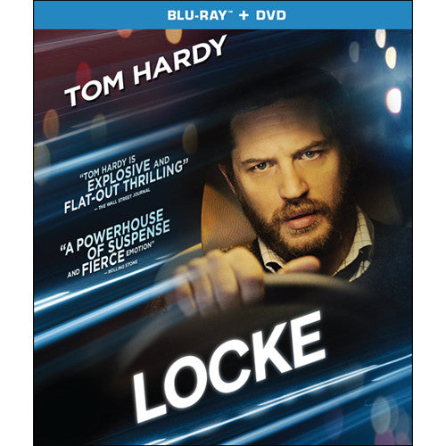 Locke [Blu-ray + DVD] New / Sealed
