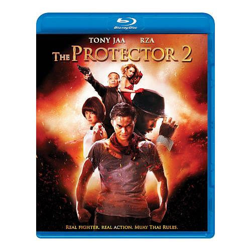 Protector 2 , The (Blu-ray) New / Sealed