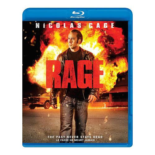 Rage [Blu-ray] 2014 New / Sealed