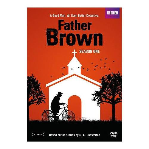 Father Brown - Season One ( BBC ) Dvd Set - New /Sealed