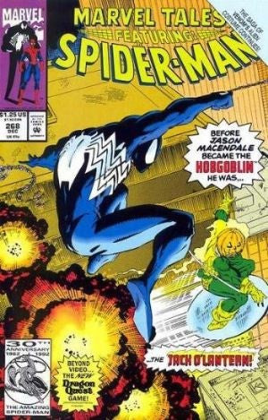 MARVEL TALES - featuring Spider-Man #268
