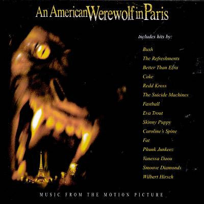 An American Werewolf in Paris Soundtrack CD