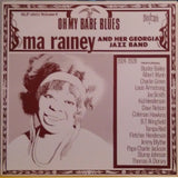 Ma Rainey And Her Georgia Jazz Band ‎– Oh My Babe Blues (1924-1928) -1969-Country Blues (Rare Vinyl)