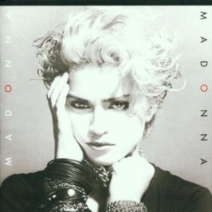 Madonna ‎– Madonna 1983 Synth Pop ( Clearance Vinyl )