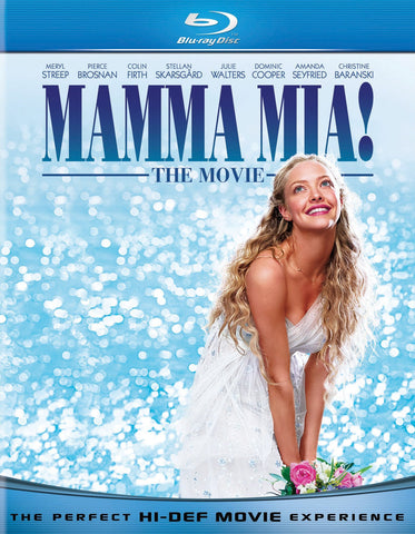 Mamma Mia [Blu-ray] Mint Used