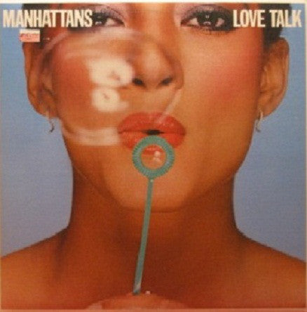 Manhattans ‎– Love Talk - 1979-Funk / Soul (vinyl)