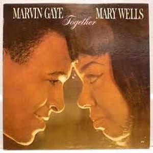 Marvin Gaye & Mary Wells ‎– Together -1964- Vocal, Ballad, Soul (vinyl)