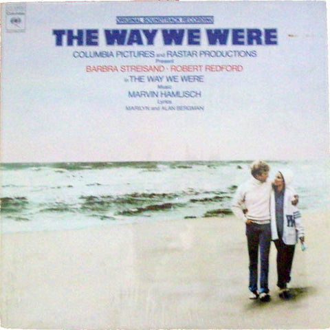 Marvin Hamlisch ‎– The Way We Were (Original Soundtrack Recording) - 1974-azz, Stage & Screen Style: Soundtrack, Smooth Jazz, Swing (Vinyl)