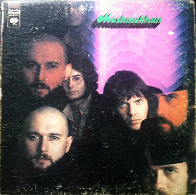 Mashmakhan ‎– Mashmakhan 1970 Psychedelic Rock ( NO COVER )(Clearance Vinyl)