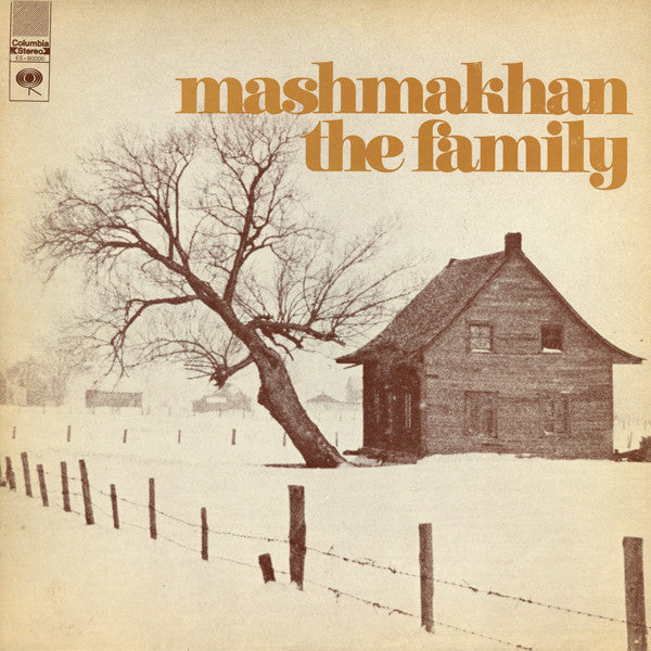 Mashmakhan ‎– The Family - 1971-Folk Rock, Electric Blues, Psychedelic Rock, Prog Rock (rare vinyl)