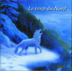 Matt ‎– Le Loup Du Nord - 1987-Rock, Funk / Soul, Pop, Children (vinyl)