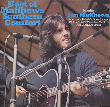 Matthews' Southern Comfort ‎– Best Of Matthews Southern Comfort - 1974-Folk Rock (UK Import Vinyl)