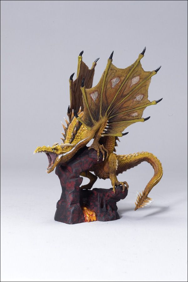 McFarlane's Dragons Series 3: Fire Dragon Clan, Quest for the Lost King