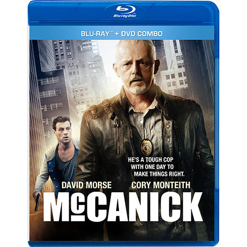 Mccanick (Bilingual Import) Blu ray New sealed