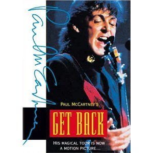 Mccartney, Paul Get Back: Live DVD (Mint Used)