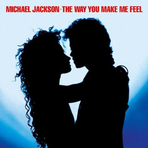 "Michael Jackson ‎– The Way You Make Me Feel -1987- Electronic pop Vinyl, 12"", 45 RPM, Single"