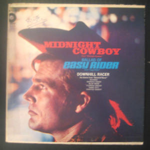 Midnight Cowboy - Easy Rider - Downhill Racer (1960s?)Stage & Screen (vinyl)