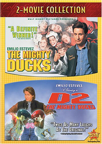 Mighty Ducks/D2: The Mighty Ducks DVD 2-Pack dvd