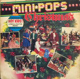 Mini-Pops ‎– Mini-Pops Christmas -Children's Christmas- ( Clearance Vinyl) RED VINYL - NO COVER