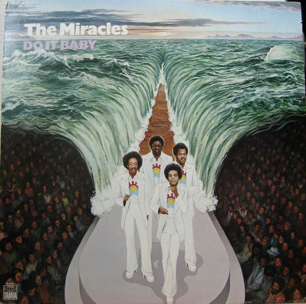 Miracles , The ‎– Do It Baby - 1974- Funk / Soul (vinyl)