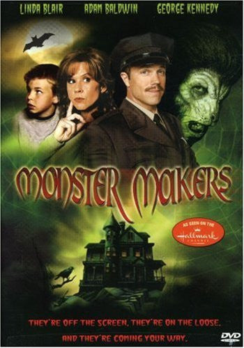 Monster Maker - DVD