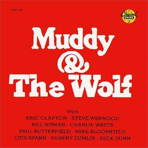 Muddy & the Wolf 1991 (music cd)