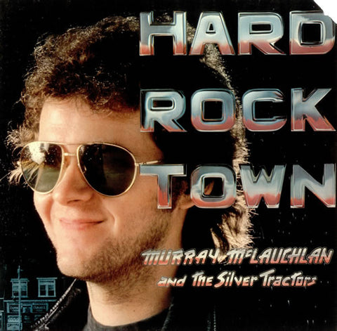 Murray McLauchlan - Hard Rock Town -1977 Folk (clearance vinyl) overstocked