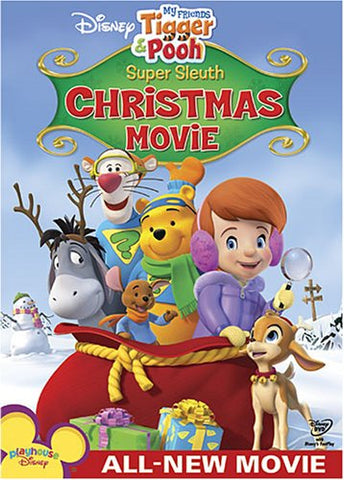 My Friends Tigger & Pooh: Super Sleuth Christmas Movie (Mint Used DVD)