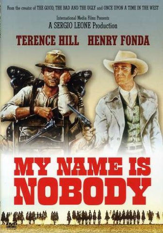 My Name Is Nobody DVD