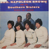 Nappy Brown & The Southern Sisters ‎– When I Get Inside -1977-Funk / Soul Style: Gospel  (Rare Vinyl)