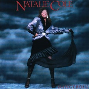 Natalie Cole ‎– Dangerous -1985 Synth-pop( Vinyl)