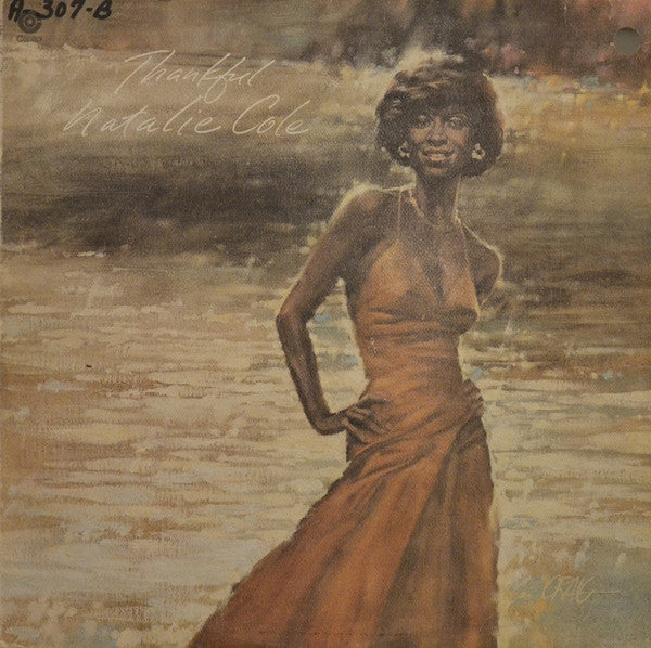 Natalie Cole ‎– Thankful - 1977 - Soul-Jazz, Smooth Jazz, (vinyl)