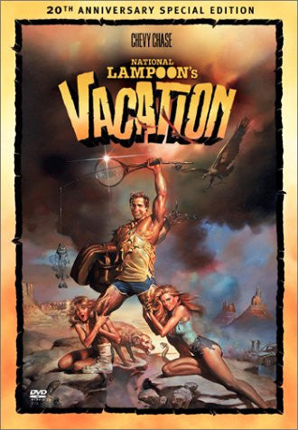 National Lampoon's Vacation (20th Anniversary Special Edition) (1983) DVD